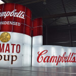 Campbells stand