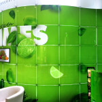 Promotional exhibition stand